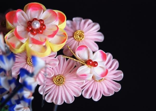 【高松本校】体験:身近に楽しむ伝統工芸 つまみ細工教室・1日体験 4月