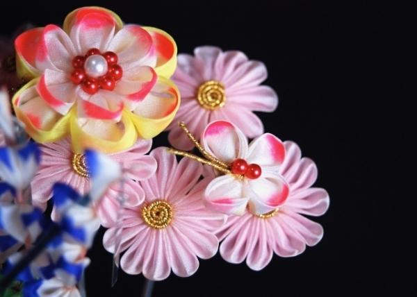 【高松本校】体験:身近に楽しむ伝統工芸 つまみ細工教室・1日体験 5月