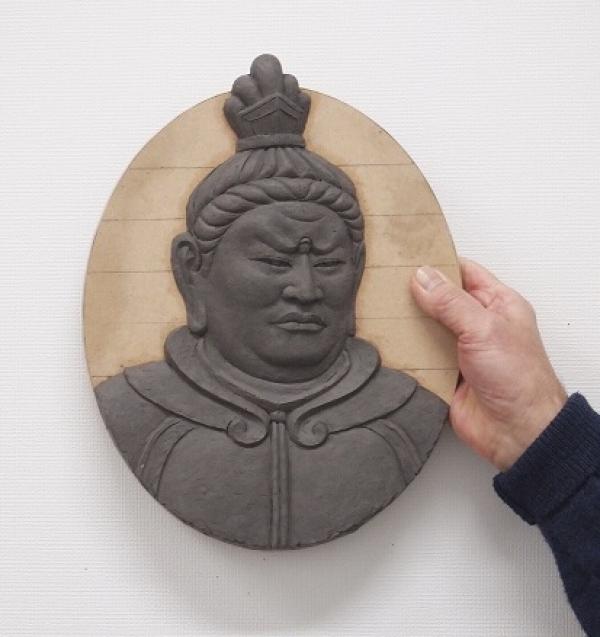 通期:~奥深い仏教美術の世界~ 粘土造形講座 6/27~