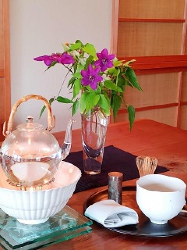 北濱さま専用 : 通期 和室なし!正座なし!の 新しい形の茶道教室「テーブル茶道」