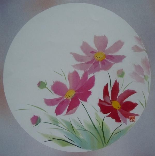通期:和の心に触れる 和紙ちぎり絵教室