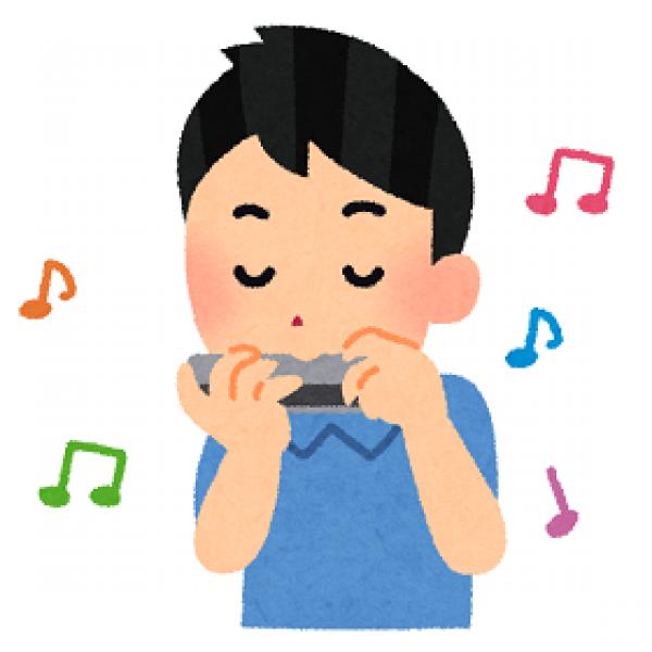 【高松本校】通期:楽しいハーモニカ教室・金曜(経験者)クラス 8/27~