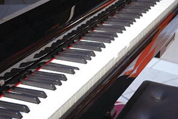 体験:水曜のピアノレッスン 9月