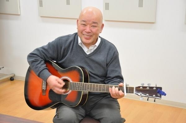 体験:ギターの無料レンタルあり! まる先生のフォークギター・1日体験教室 9月