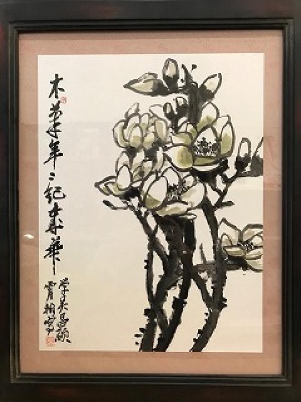 高畑様専用 通期:楽しい水墨画教室 9/30~