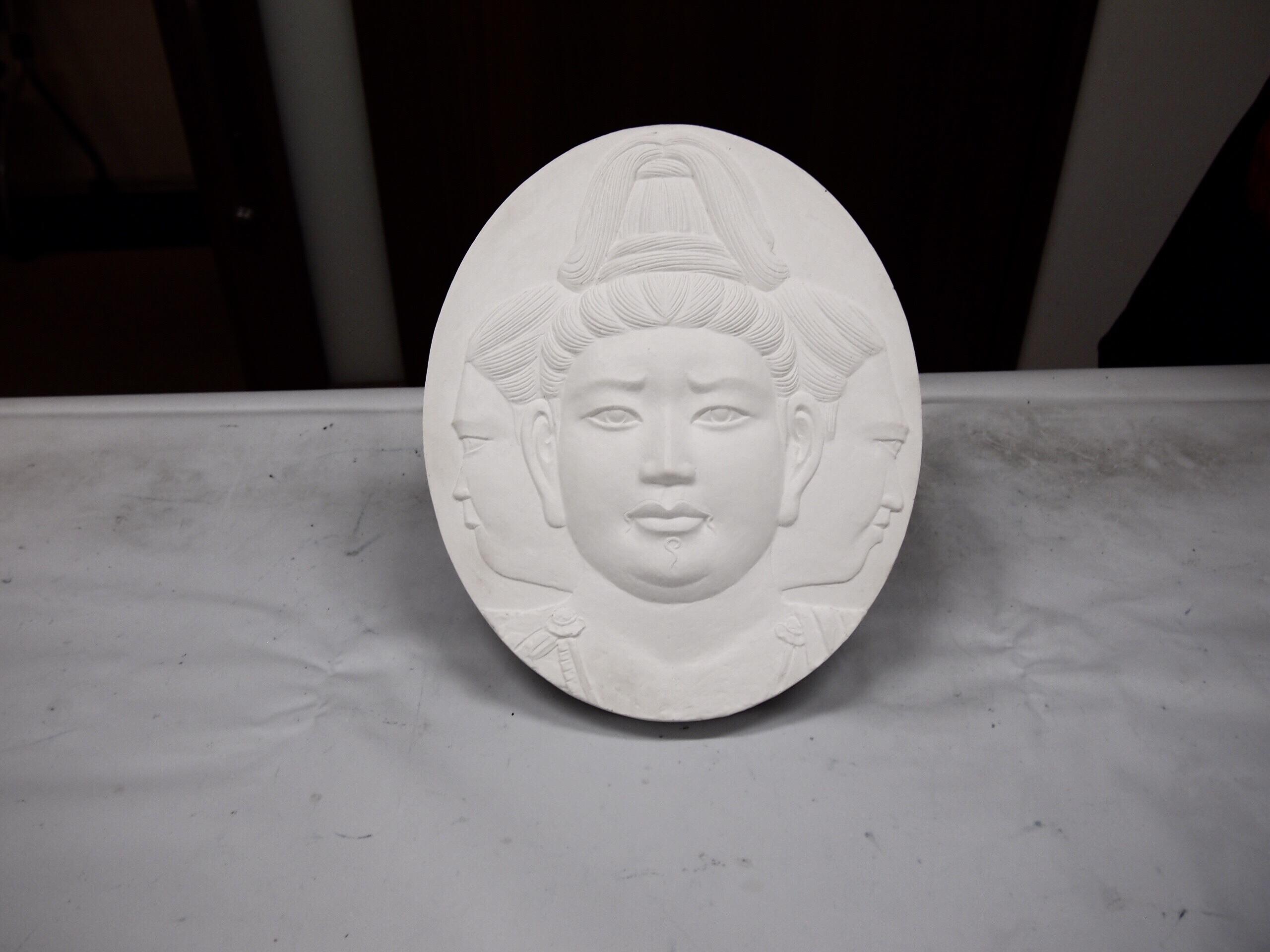 通期:~奥深い仏教美術の世界~ 粘土造形講座 2月28日~